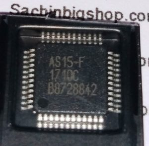 AS15-F AS15F QFP48 AS15 LCD chip