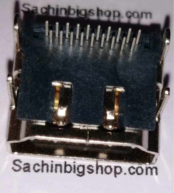 HDMI Female Right Angle Adapter 19 Pin 2.2mm