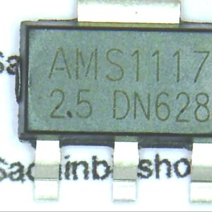 AMS1117 2.5 Voltage Regulator