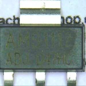 AMS1117 ADJ Voltage Regulator