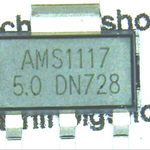 AMS1117 5.0 Voltage Regulator