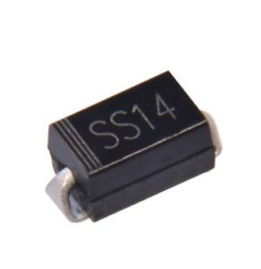 1N5819 SS14 40V 1A Schottky Rectifier Diode