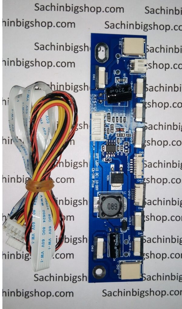 CA-188 plus Universal LED Constant current board,LED universal inverter FOR LED panel